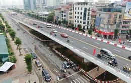 Khánh thành cầu vượt nút giao Hoàng Quốc Việt - Nguyễn Văn Huyên