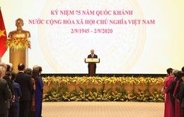 Thủ tướng tin tưởng vào tương lai chung tốt đẹp của Việt Nam và cộng đồng quốc tế