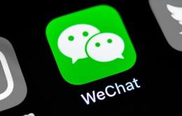 """Trung Quốc cảnh báo sẽ """"tẩy chay"""" Apple nếu Mỹ cấm WeChat"""