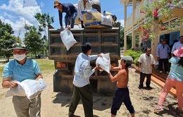 TP Cần Thơ hỗ trợ bà con gốc Việt gặp khó khăn tại tỉnh Preah Sihanouk