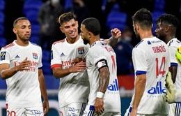 Lyon 4-1 Dijon: Memphis Depay lập hat-trick, Lyon ngược dòng thắng tưng bừng