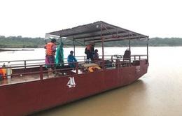 Tìm thấy thi thể nạn nhân mất tích trong vụ lật thuyền trên sông Sê San