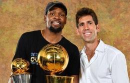 Golden State Warriors không trách cứ quyết định của Kevin Durant hè 2019