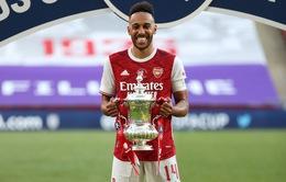 Arsenal ra sức giữ chân Aubameyang