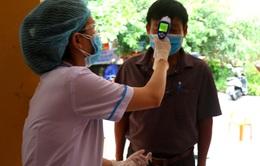 Người dân phải khai báo y tế qua mạng trước khi vào TT-Huế