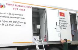 Đưa Labo di động phục vụ xét nghiệm nhanh diện rộng tại Đà Nẵng