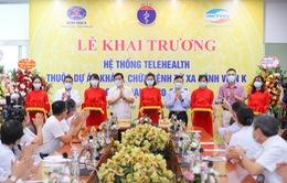 Bệnh viện K khai trương và đưa vào hệ thống Telehealth