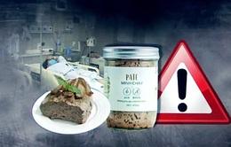 Toàn cảnh vụ ngộ độc vì ăn Pate Minh Chay