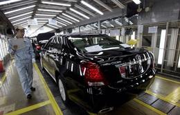 """Thị trường ô tô Mỹ tiếp tục đà phục hồi sau khi """"chạm đáy"""""""