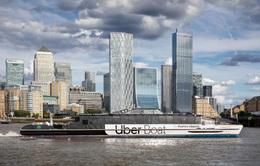 Uber trình làng dịch vụ vận tải mới trên sông tại Anh