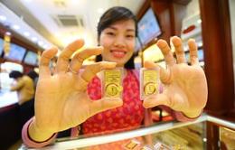Giá vàng giao dịch quanh mốc 58 triệu đồng/lượng