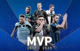 Vượt mặt Ronaldo, Dybala giành Cầu thủ xuất sắc nhất Serie A 2019/20