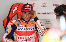 Marc Marquez vẫn chưa chắc có thể tham dự GP Cộng hòa Czech