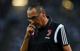 Bị loại khỏi Champions League, Juventus tìm người thay thế HLV Sarri