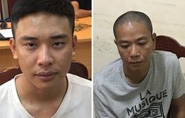 Tạm giam hai đối tượng cướp Ngân hàng BIDV Chi nhánh Ngọc Khánh