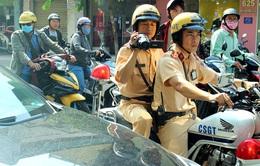Cảnh sát giao thông phải công khai kế hoạch tuần tra kiểm soát