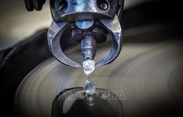 Bỉ sản xuất kim cương đạt chất lượng tương tự kim cương tự nhiên