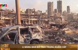 Li Băng ban bố tình trạng khẩn cấp