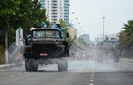 Đà Nẵng sẽ phun hóa chất khử khuẩn 26 khu vực của thành phố