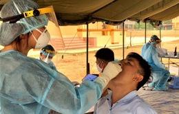 4 ca mắc COVID-19 tại Lạng Sơn: Xác định được 96 trường hợp F1