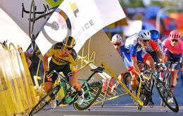 Tai nạn nghiêm trọng tại Tour de Pologne 2020