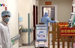 Những y bác sĩ nơi tuyến đầu chống dịch