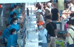 Bố trí thêm chuyến bay đưa du khách rời Đà Nẵng