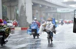 Thời tiết ngày 13/9: Bắc Bộ tiếp tục có mưa dông
