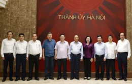 Thủ tướng: Hà Nội phải cạnh tranh với Bangkok, Kuala Lumpur hay Thượng Hải