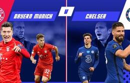 Bayern Munich – Chelsea: The Blues và nhiệm vụ bất khả thi!