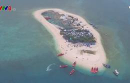 Bộ trưởng Nhật Bản tuyên bố Trung Quốc sẽ trả giá đắt vì hành vi phi pháp ở Biển Đông