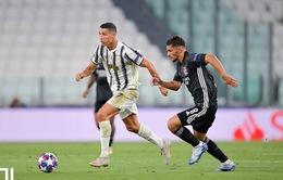 [KT] Juventus 2-1 (2-2*) Lyon: Nỗ lực bất thành của CR7