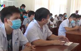 Đoàn y bác sĩ Phú Thọ đến Quảng Nam