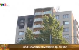 Hỏa hoạn nghiêm trọng tại CH Séc