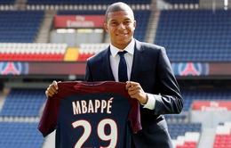 Tròn 3 năm ngày Mbappe chuyển tới PSG