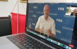 Liên đoàn bóng đá Việt Nam tiêu 1,5 triệu USD của FIFA như thế nào?