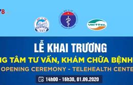 Bệnh viện Trung ương Huế khai trương Trung tâm tư vấn, khám chữa bệnh từ xa