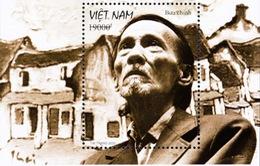 Phát hành bộ tem kỷ niệm 100 năm ngày sinh họa sỹ Bùi Xuân Phái