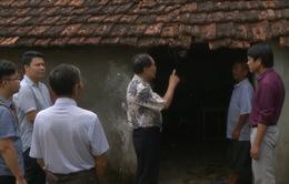 Hỗ trợ xây nhà tình nghĩa cho người đàn ông thiểu năng có hoàn cảnh khó khăn