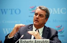 Ghế Tổng Giám đốc WTO có thể để trống trong nhiều tháng