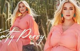 Katy Perry đã thích nghi với cuộc sống làm mẹ