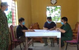 Nhận hơn 2 triệu đồng để đưa 9 người Trung Quốc nhập cảnh trái phép vào Việt Nam