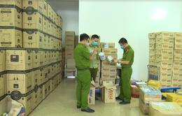 Phát hiện hàng nghìn hộp sữa Hàn Quốc nghi nhập lậu có giá trị hàng tỷ đồng