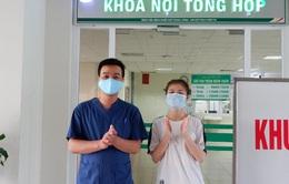 F1 duy nhất không đeo khẩu trang của nam nhân viên ngân hàng ở Hà Nội mắc COVID-19 đã khỏi bệnh