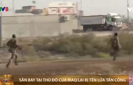 Sân bay tại thủ đô của Iraq lại bị tấn công bằng tên lửa