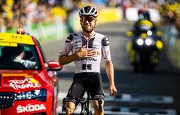 Marc Hirschi về nhất chặng 12 giải xe đạp Tour de France 2020