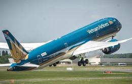Vietnam Airlines mở lại các chuyến bay quốc tế thường lệ từ 18/9