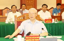 Tổng Bí thư, Chủ tịch nước Nguyễn Phú Trọng: Văn kiện đại hội phải mang tầm chiến lược