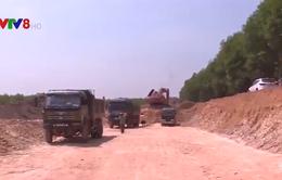 Quảng Trị: Nhiều vi pham trong quy trình khai thác đất