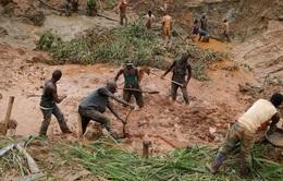 Sập mỏ vàng tại Congo, ít nhất 50 người thiệt mạng